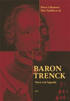 Obálka titulu Baron Trenck