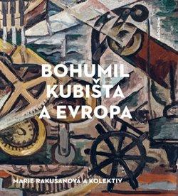 Obálka titulu Bohumil Kubišta a Evropa