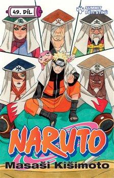 Obálka titulu Naruto 49: Summit pěti stínů