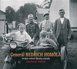 Obálka titulu Generál Bedřich Homola