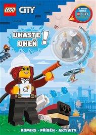 LEGO City - Uhaste oheň!
