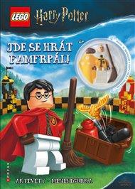 LEGO  Harry Potter - Jde se hrát famfrpál!