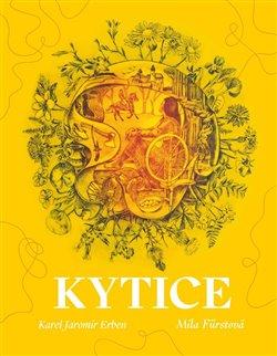Obálka titulu Kytice – Holoubek – luxusní vydání