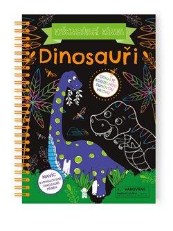 Obálka titulu Vyškrabávací zábava: Dinosauři