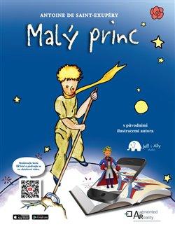 Obálka titulu Malý princ s rozšířenou realitou