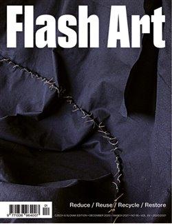 Obálka titulu Flash Art 58