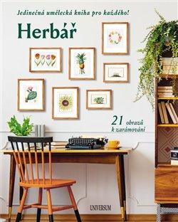 Herbář: Jedinečná umělecká kniha pro každého!