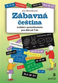 Obálka titulu Zábavná čeština