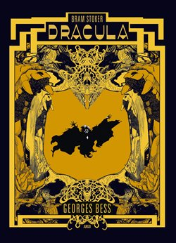 Obálka titulu Dracula - limitovaná edice