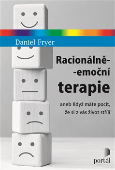Obálka titulu Racionálně-emoční terapie