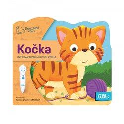 Obálka titulu Kouzelné čtení - minikniha Kočka