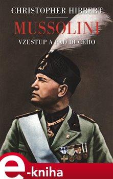 Obálka titulu Mussolini