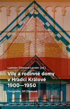 Obálka titulu Vily a rodinné domy v Hradci Králové
