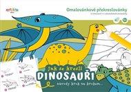 Jak se kreslí dinosauři