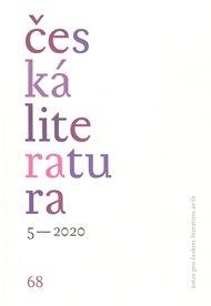 Česká literatura 5/2020