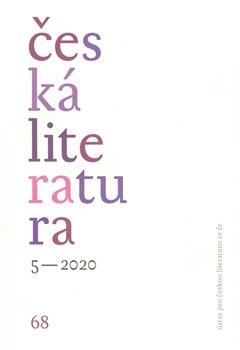 Obálka titulu Česká literatura 5/2020