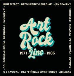 Obálka titulu Art Rock Line 1971-1985