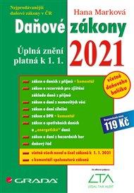 Daňové zákony 2021
