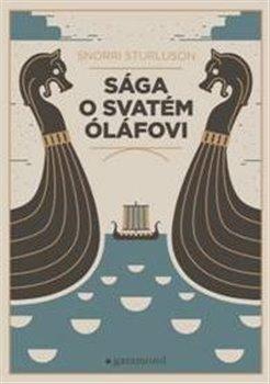Obálka titulu Sága o svatém Óláfovi