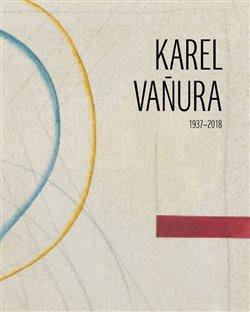 Obálka titulu Karel Vaňura 1937–2018