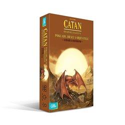 Catan - Poklady, Draci, objevy
