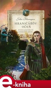 Obálka titulu Hraničářův učeň 15 - Ztracený princ