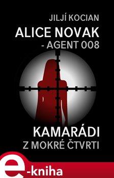 Obálka titulu Alice Novak – agent 008