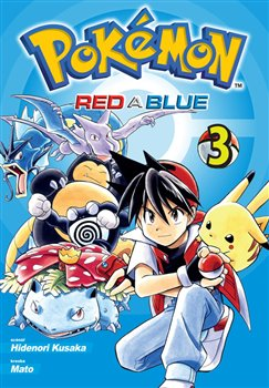 Pokémon - Red a Blue 3