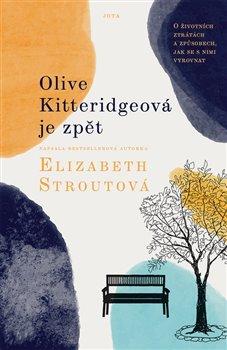 Obálka titulu Olive Kitteridgeová je zpět