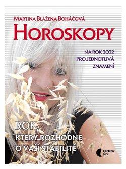 Obálka titulu Horoskopy na rok 2022
