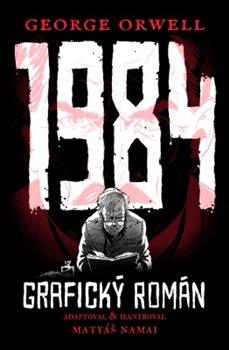 Obálka titulu 1984 - Grafický román