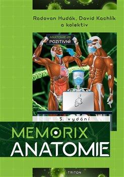 Obálka titulu Memorix anatomie