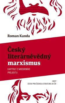 Obálka titulu Český literárněvědný marxismus