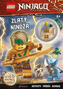 Lego Ninjago - Zlatý nindža - kolektiv