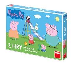 Dino Peppa Pig Pojď si hrát a Žížaly