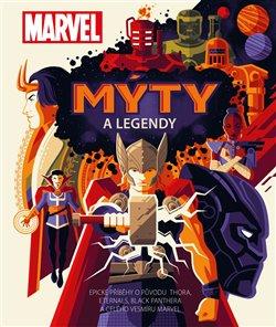 Obálka titulu Marvel: Mýty a legendy