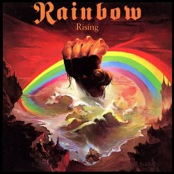 Obálka titulu Rainbow Rising