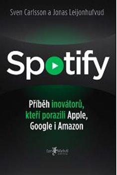 Obálka titulu Spotify