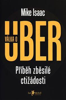 Obálka titulu Válka o Uber