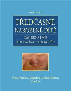 Obálka titulu Předčasně narozené dítě