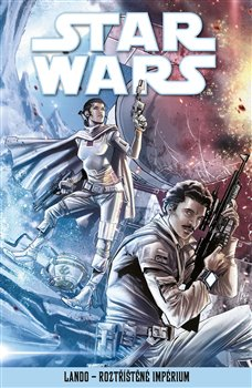 Obálka titulu Star Wars - Lando - Roztříštěné Impérium