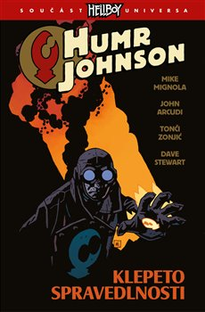 Obálka titulu Humr Johnson 2: Klepeto spravedlnosti