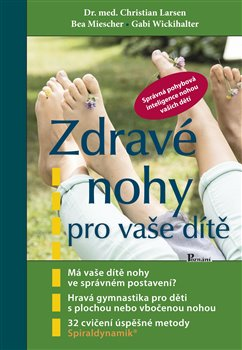 Obálka titulu Zdravé nohy pro vaše dítě
