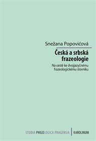 Česká a srbská frazeologie