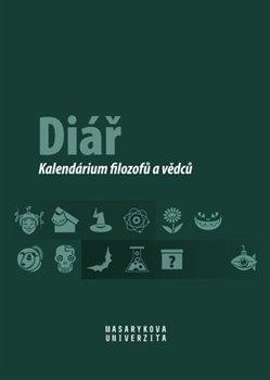 Obálka titulu Diář - Kalendárium filozofů a vědců