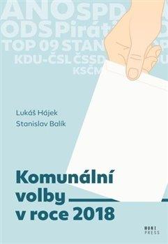Obálka titulu Komunální volby v roce 2018