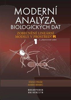 Obálka titulu Moderní analýza biologických dat 1