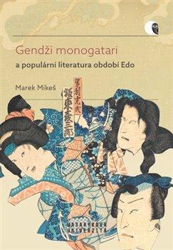 Obálka titulu Gendži monogatari a populární literatura období Edo