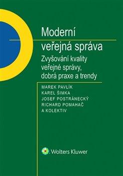 Obálka titulu Moderní veřejná správa