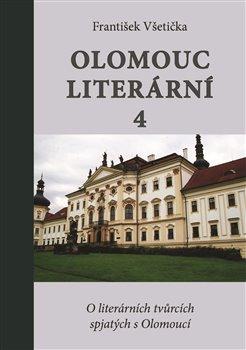 Obálka titulu Olomouc literární 4